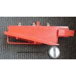 Башмак сбрасывающий - колесосбрасыватель КСБ-Р ручной привод