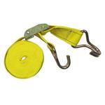 Ремень стяжной EKTO с 2-я крюками 600 кг