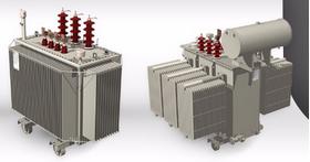 Радиаторы трансформатора