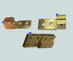 Аппаратный зажим на трансформатор ТМГ, ТМГФ 1250 кВа
