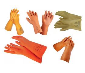 Перчатки диэлектрические