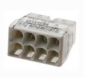 Миниатюрная клемма Wago 2273–248 с контактной пастой
