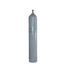 Баллон аргоновый 40л (переаттестованный) с газом