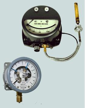 Термодатчики сигнализирующие для трансформатора